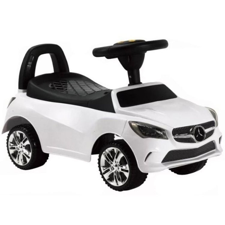 Толокар RiverToys Merc JY-Z01C MP3 Цвет: Белый