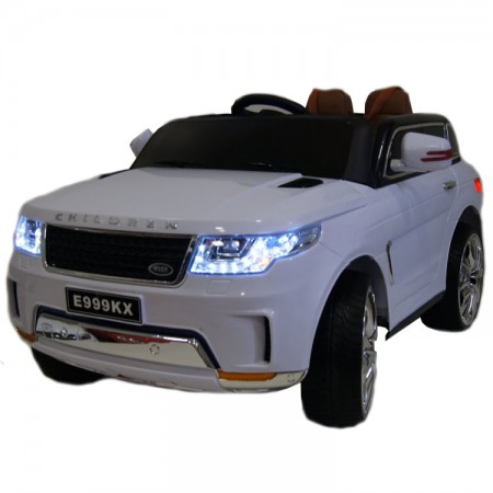 Электромобиль RiverToys Range Rover Sport E999KX Цвет: Белый